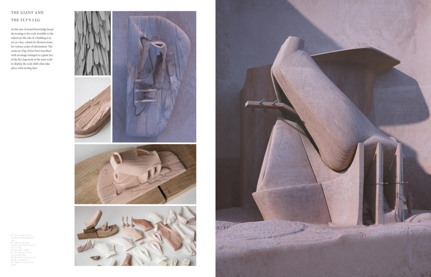 Sonia Magdziarz - How to Carve a Giant 2018, (Bartlett School of Architecture, UK) - Sheet3