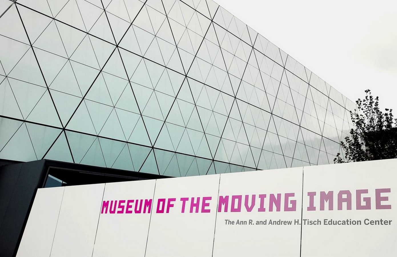 Museum of the Moving Image by Leeser Architecture: Traveling with the pictures - Sheet1