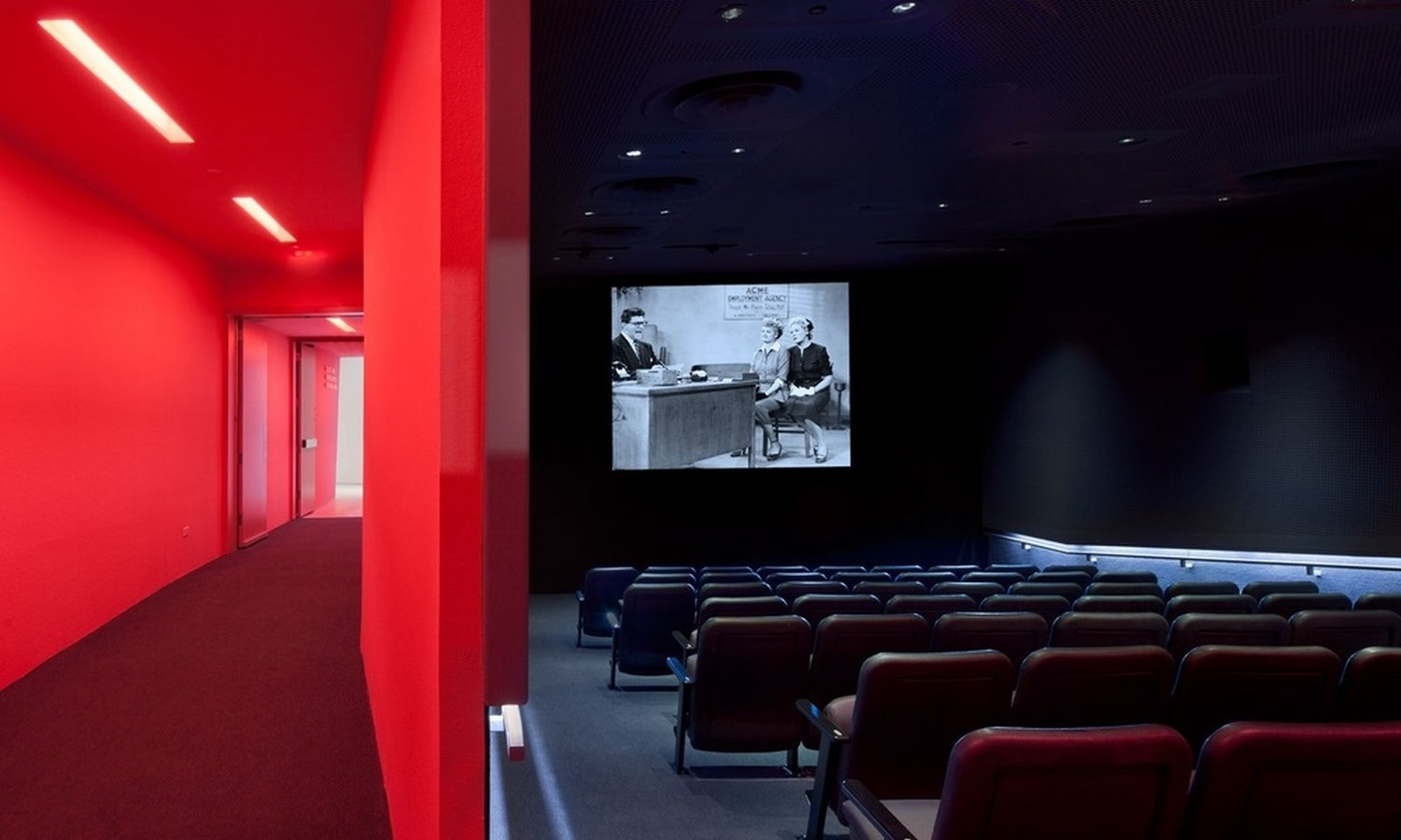 Museum of the Moving Image by Leeser Architecture: Traveling with the pictures - Sheet10