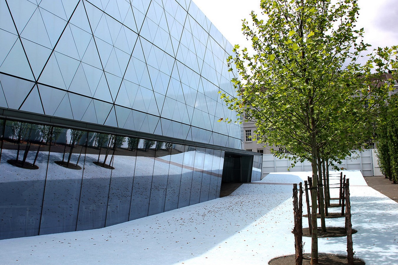 Museum of the Moving Image by Leeser Architecture: Traveling with the pictures - Sheet11