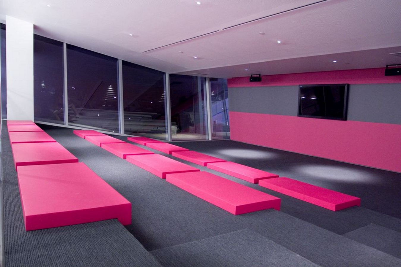 Museum of the Moving Image by Leeser Architecture: Traveling with the pictures - Sheet13