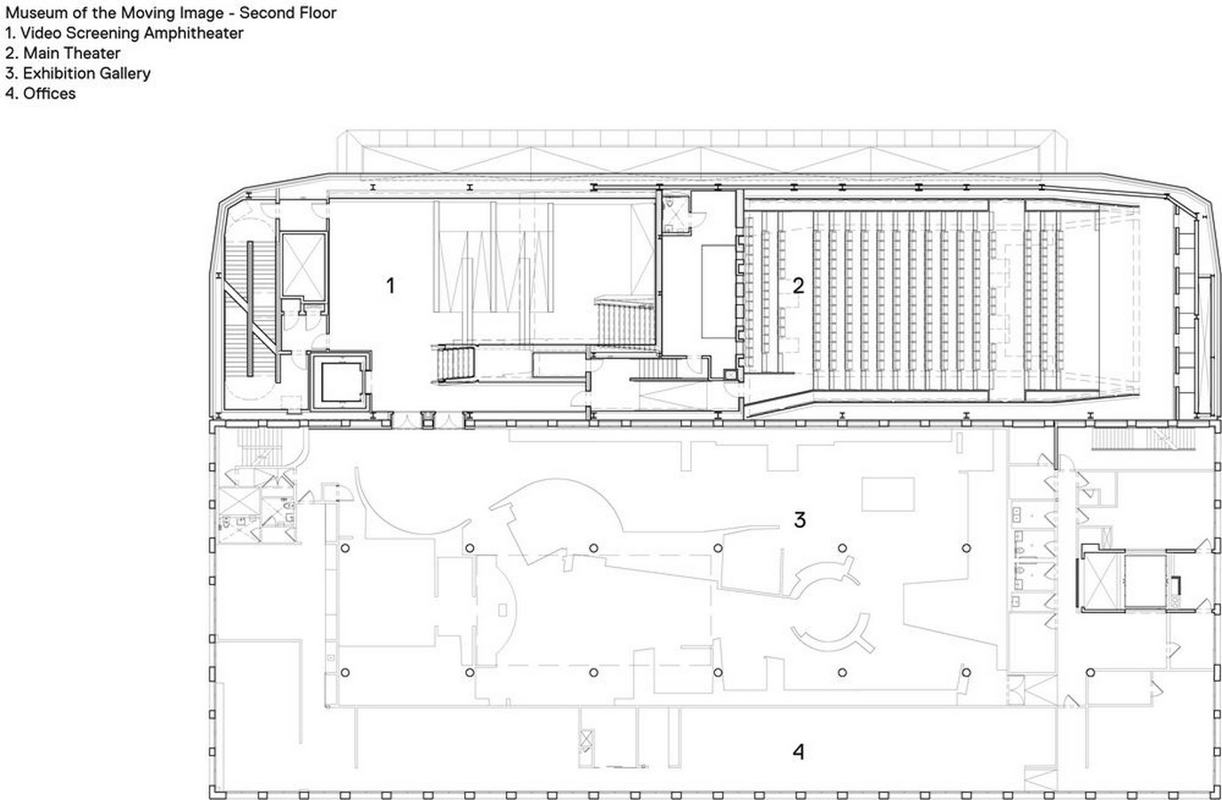 Museum of the Moving Image by Leeser Architecture: Traveling with the pictures - Sheet14
