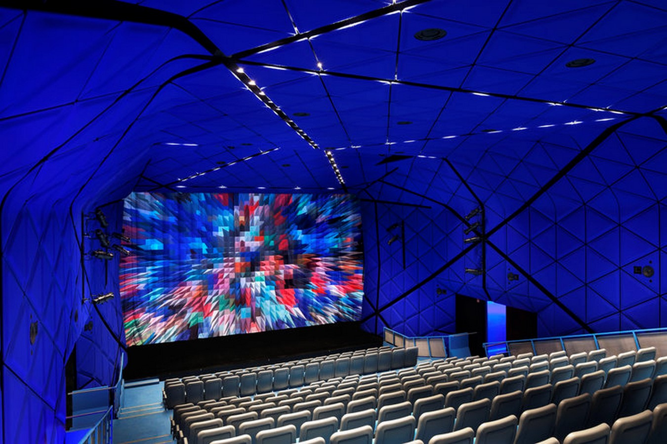Museum of the Moving Image by Leeser Architecture: Traveling with the pictures - Sheet15