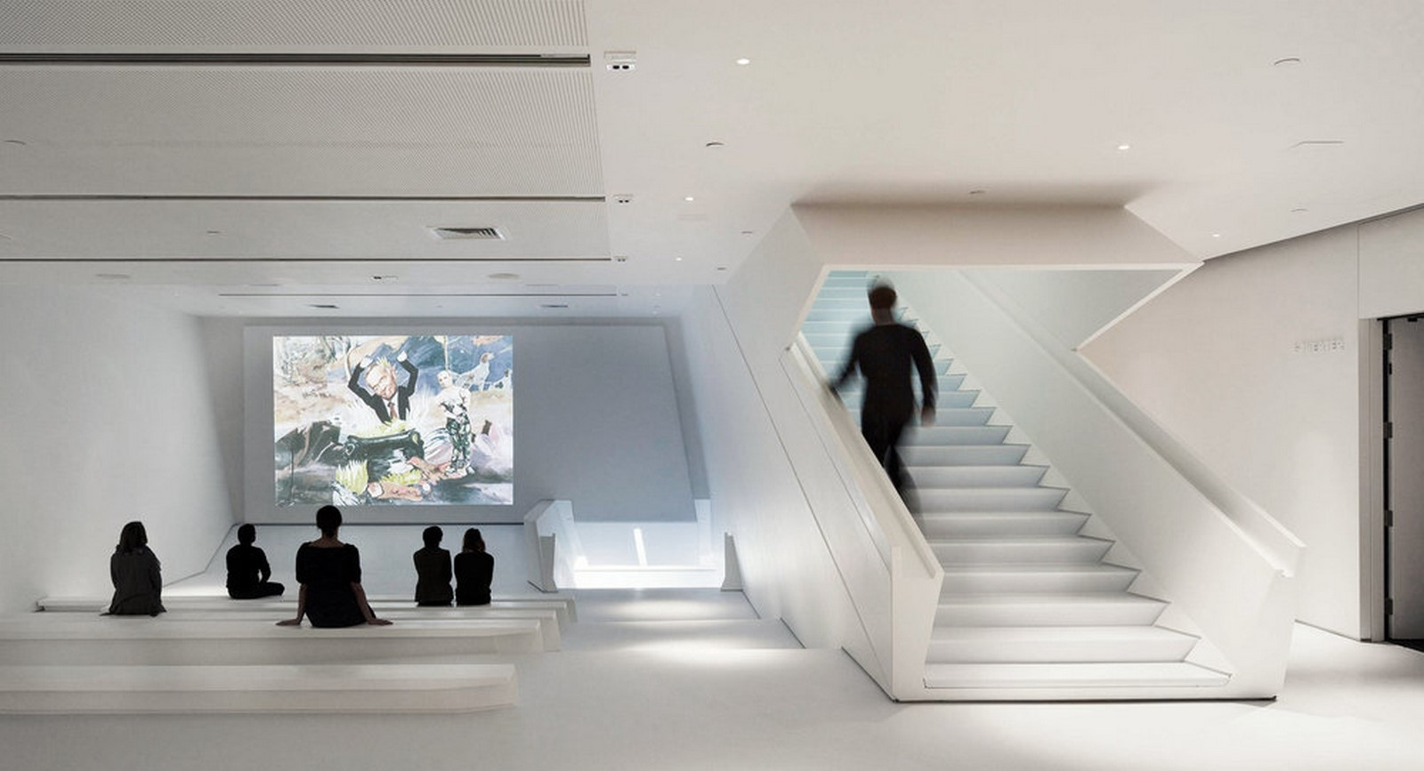 Museum of the Moving Image by Leeser Architecture: Traveling with the pictures - Sheet8