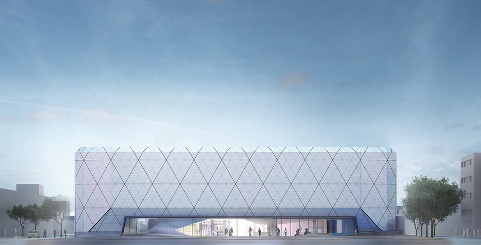 Museum of the Moving Image by Leeser Architecture: Traveling with the pictures - Sheet9