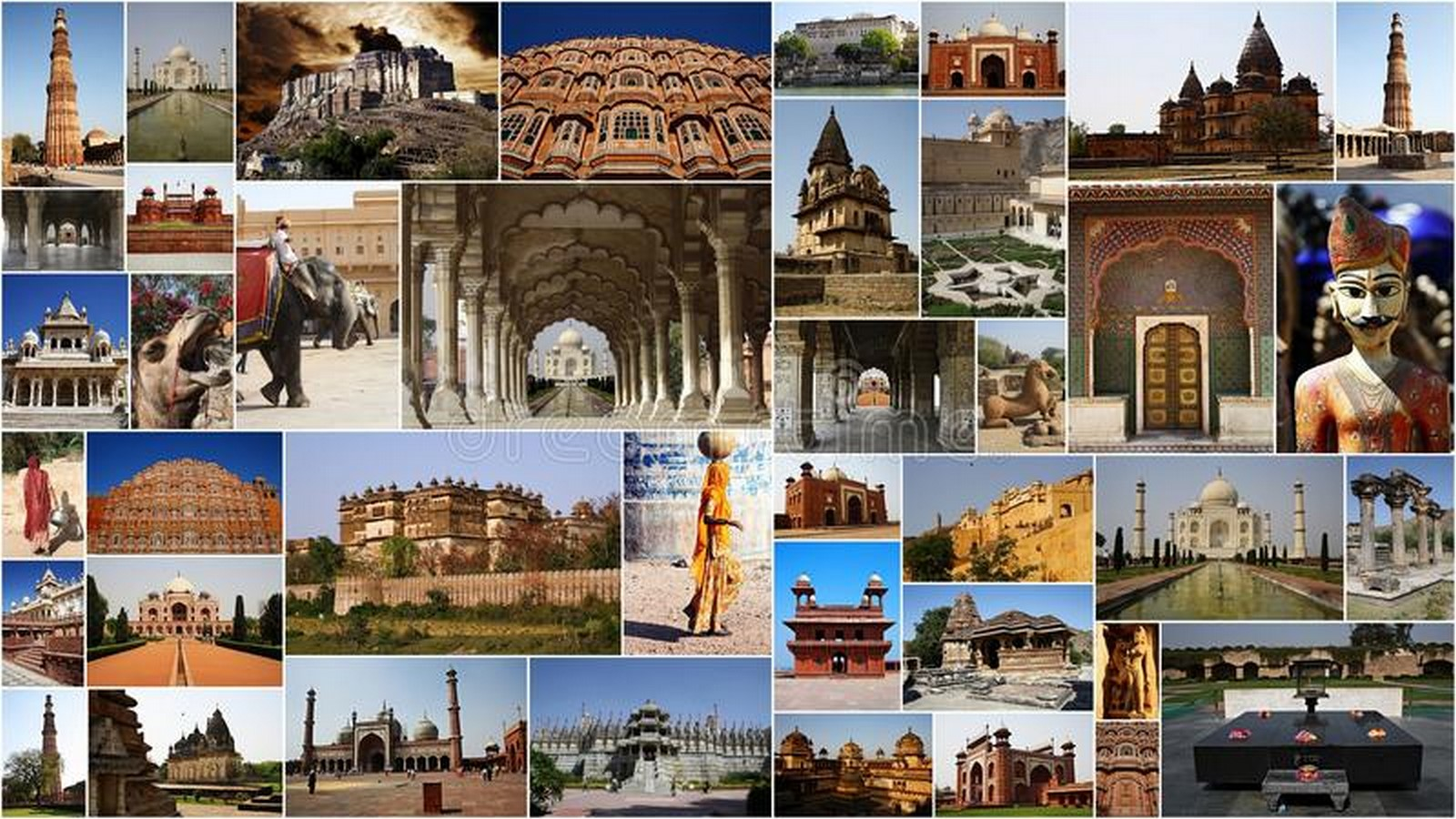 Secular Architecture of India - Part 2 - Sheet2