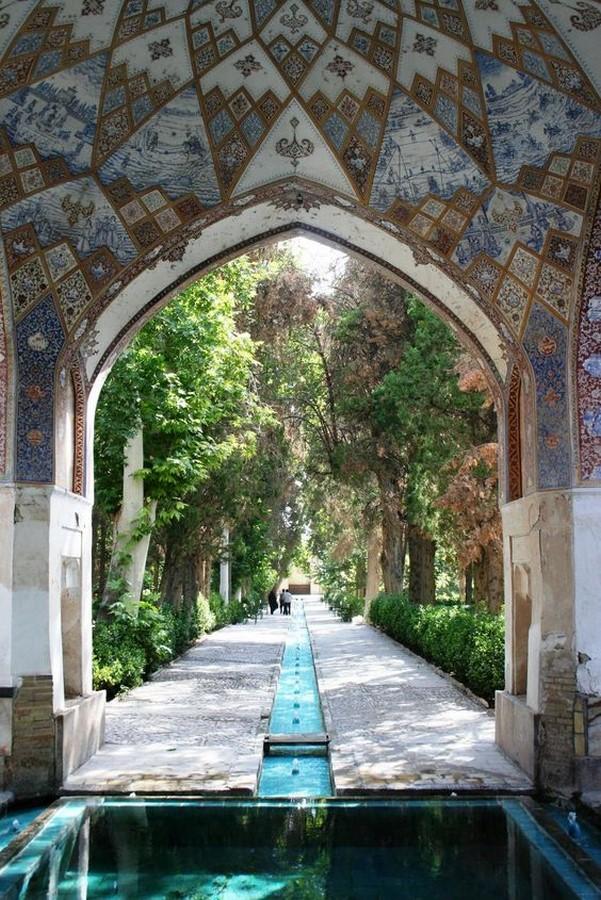 Fin Garden, Kashan - Sheet1