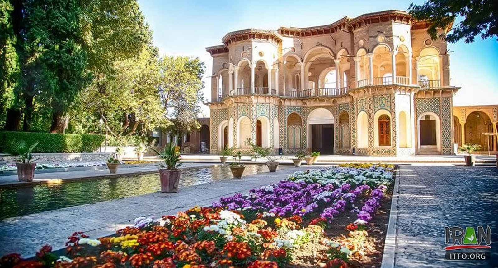 Shahzadeh-Mahan Garden. Kerman - Sheet1