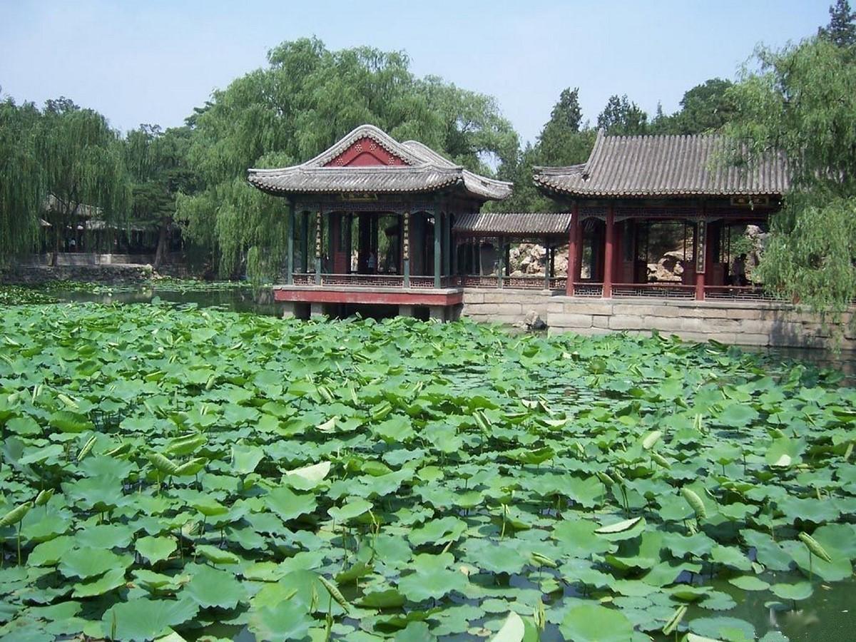 The Summer Palace, Beijing - Sheet1