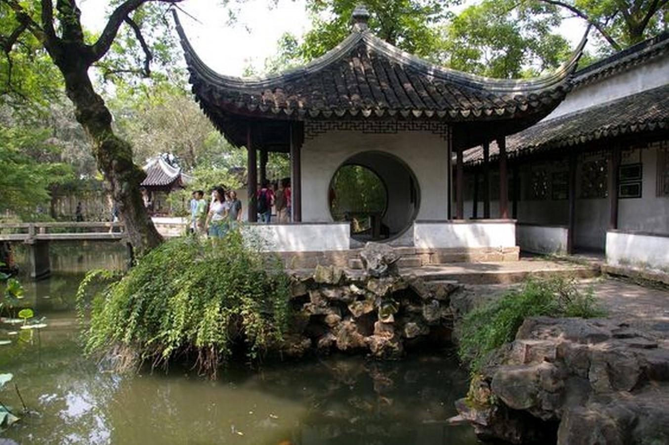 The Humble Administrator's Garden, Suzhou - Sheet2