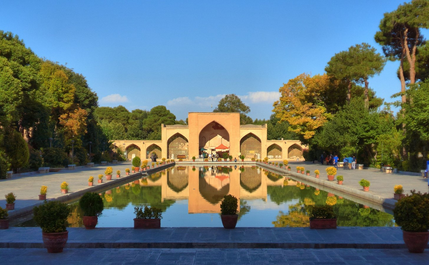 Chehel Sotun Garden, Esfahan - Sheet2