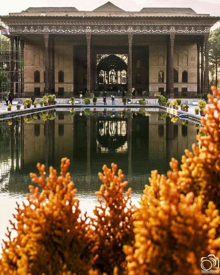 Chehel Sotun Garden, Esfahan - Sheet3