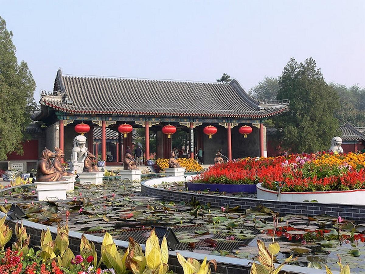 The Summer Palace, Beijing - Sheet3