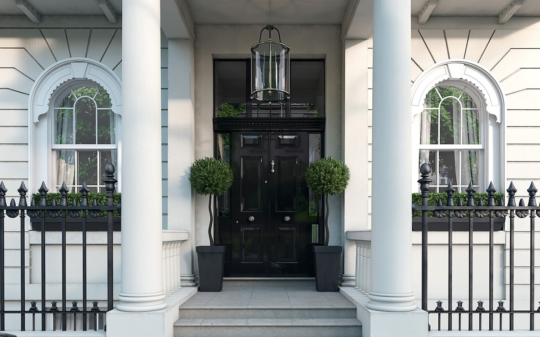 Belgravia House, London- Sheet1