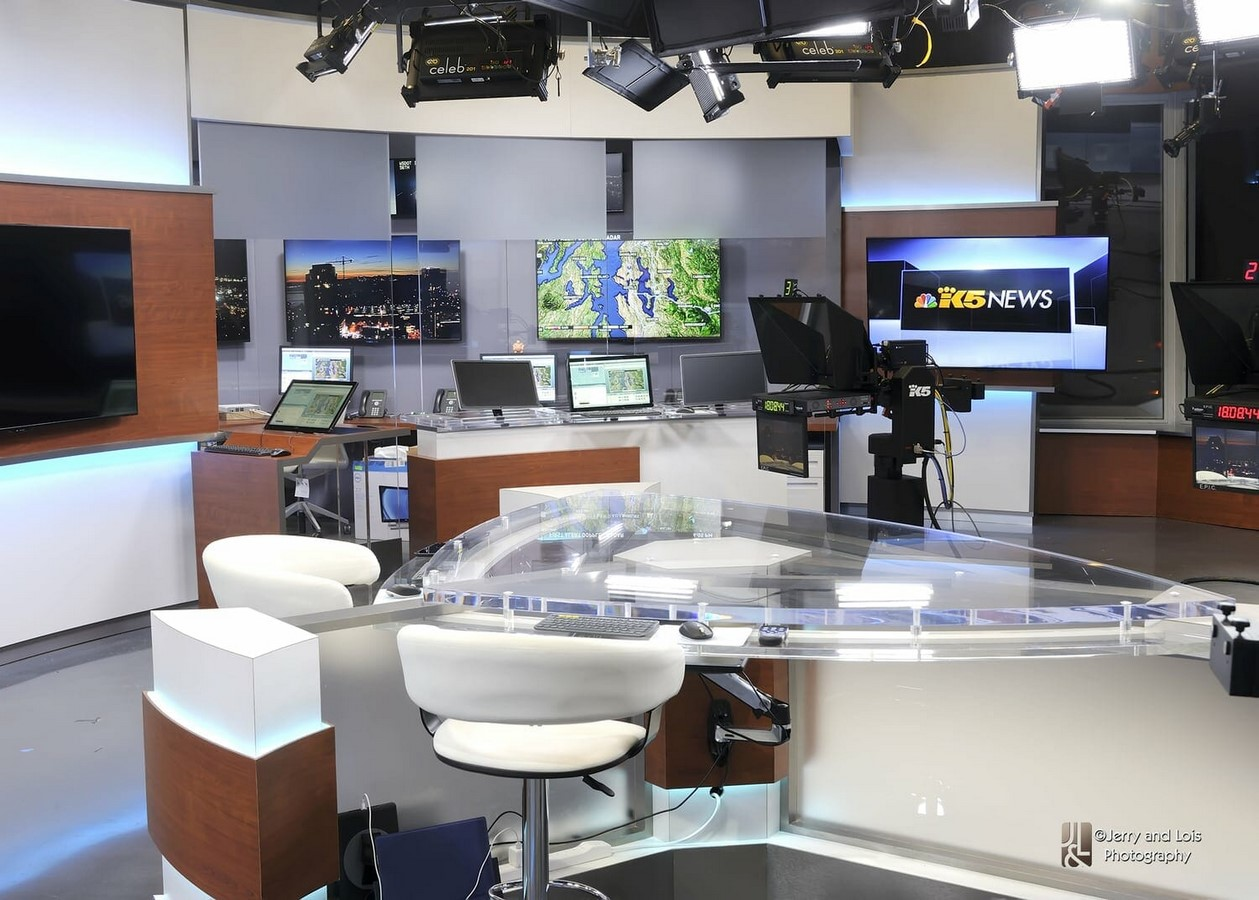 King Five Broadcast Facility - Sheet3
