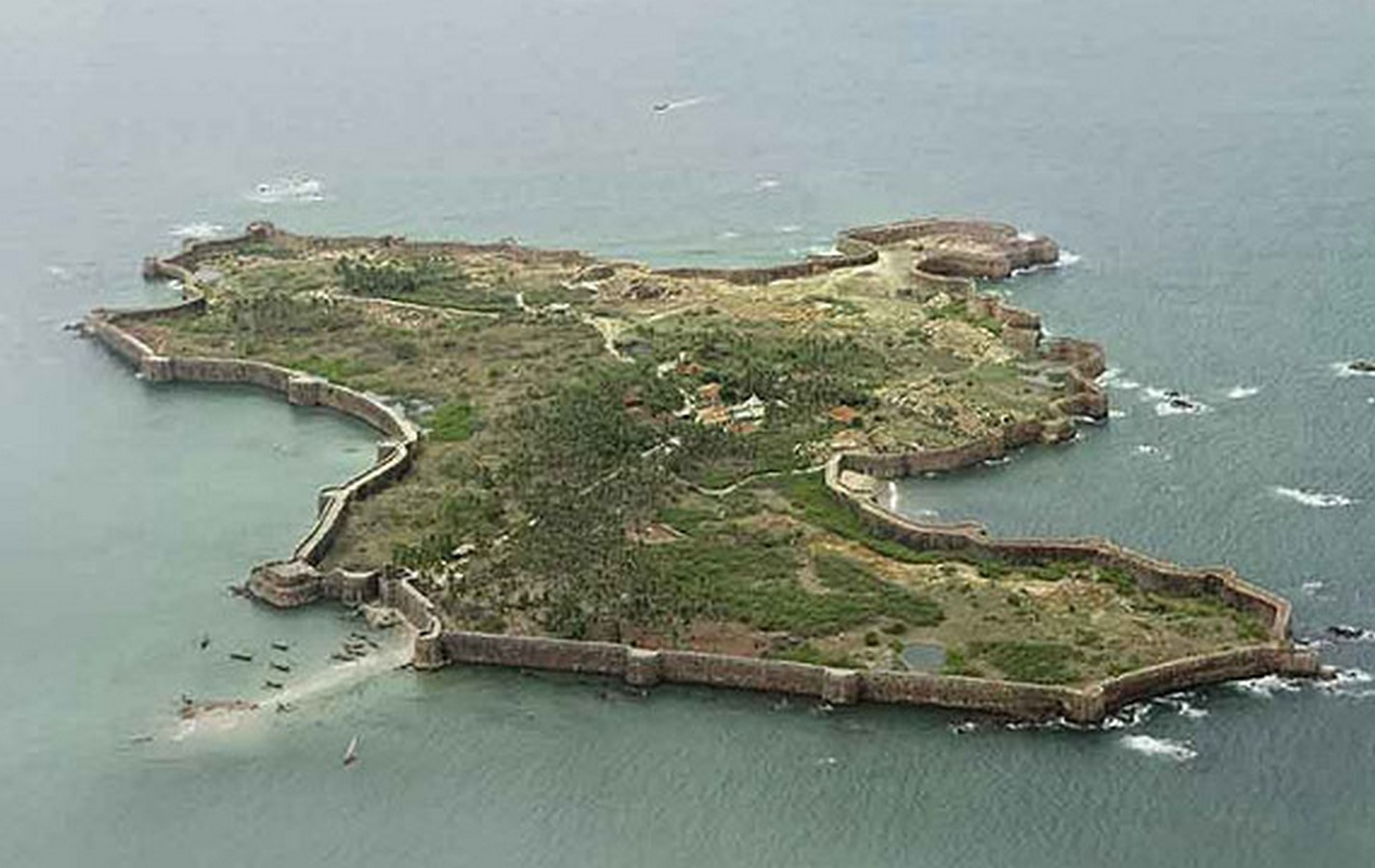 Sindhudurg fort: The 1664 architecture marvel constructed on an island - Sheet2