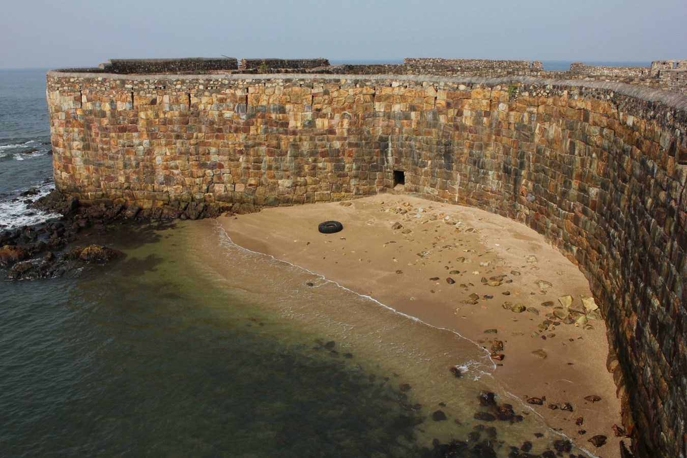 Sindhudurg fort: The 1664 architecture marvel constructed on an island - Sheet5