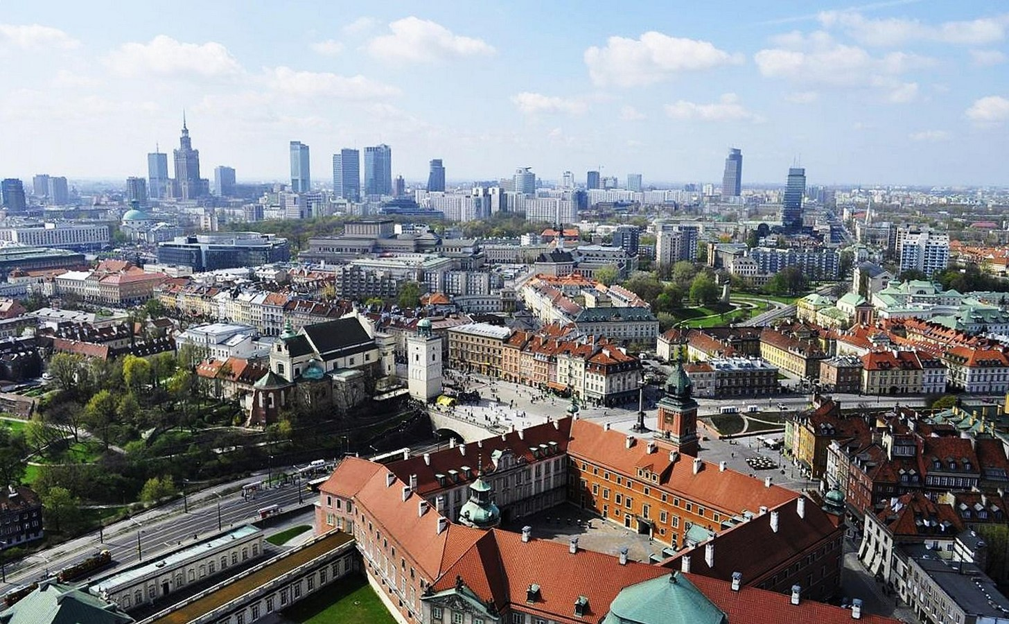 The Resurrection of Warsaw after the II World War - Sheet7