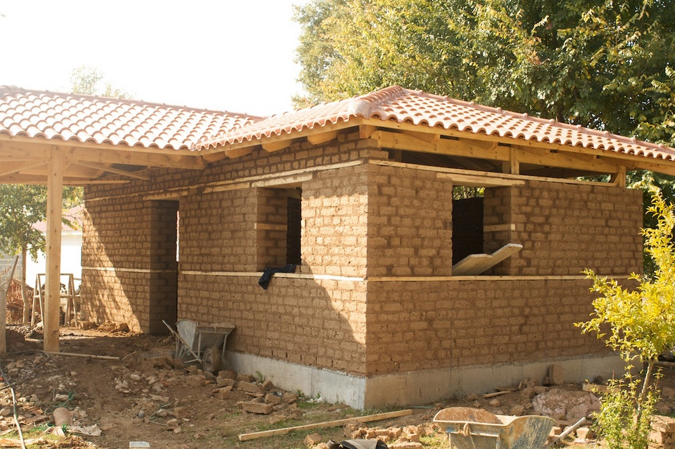 Sustainable construction techniques used in vernacular architecture - Sheet8