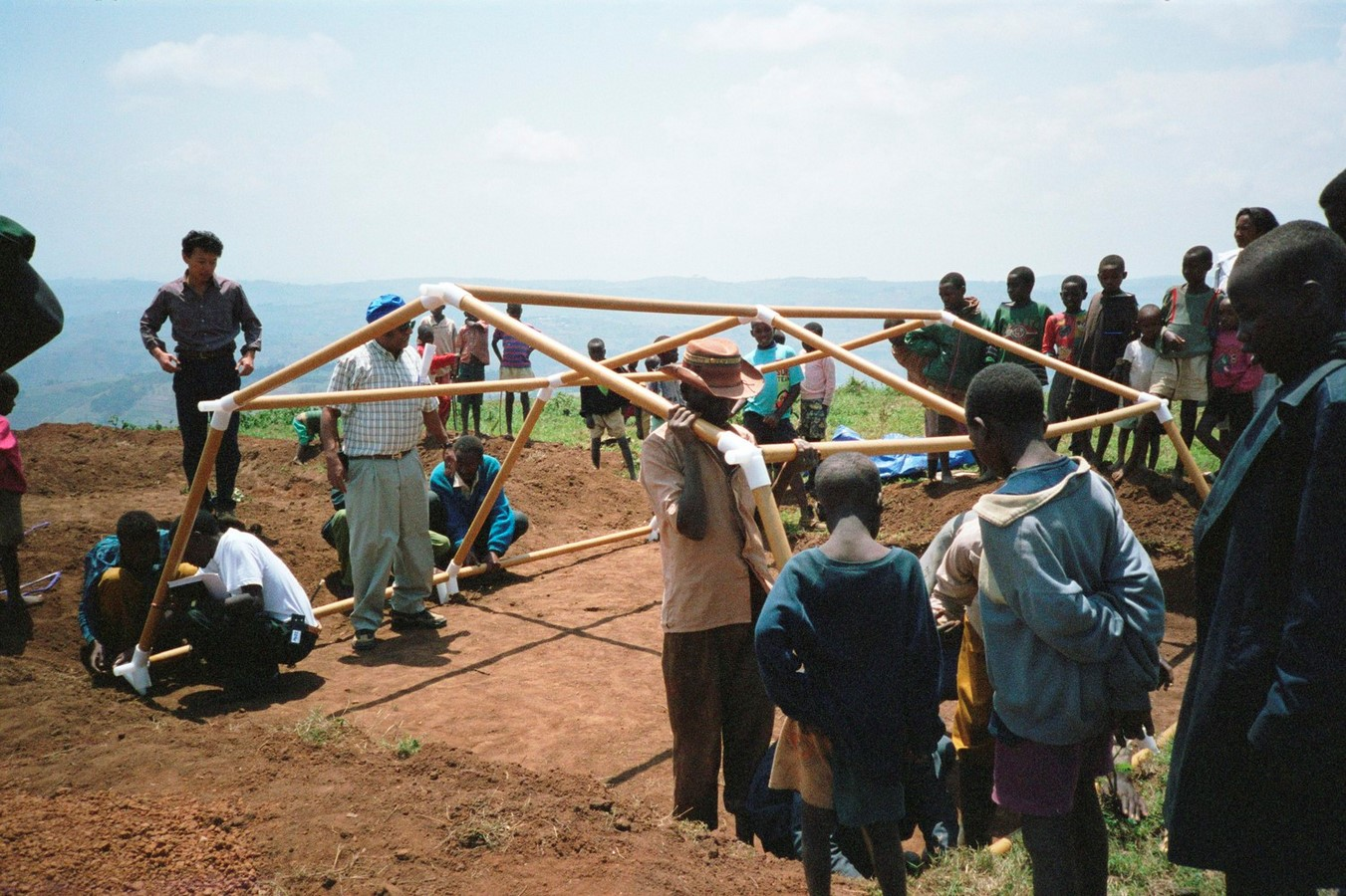 10 Reasons to architects should practice for humanitarian architecture - Sheet14