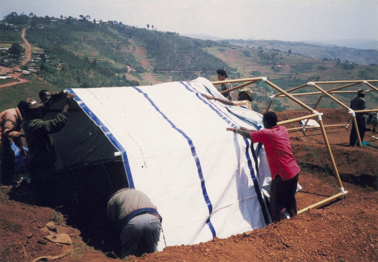 10 Reasons to architects should practice for humanitarian architecture - Sheet15