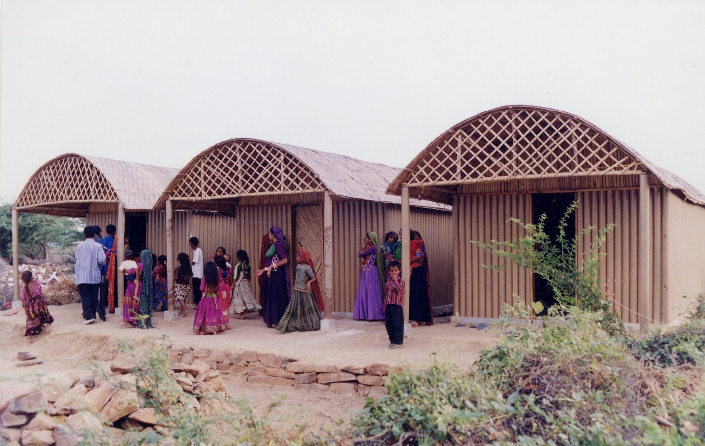 10 Reasons to architects should practice for humanitarian architecture - Sheet18