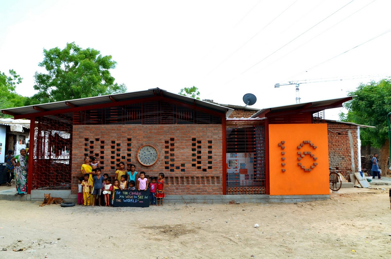 10 Reasons to architects should practice for humanitarian architecture - Sheet3