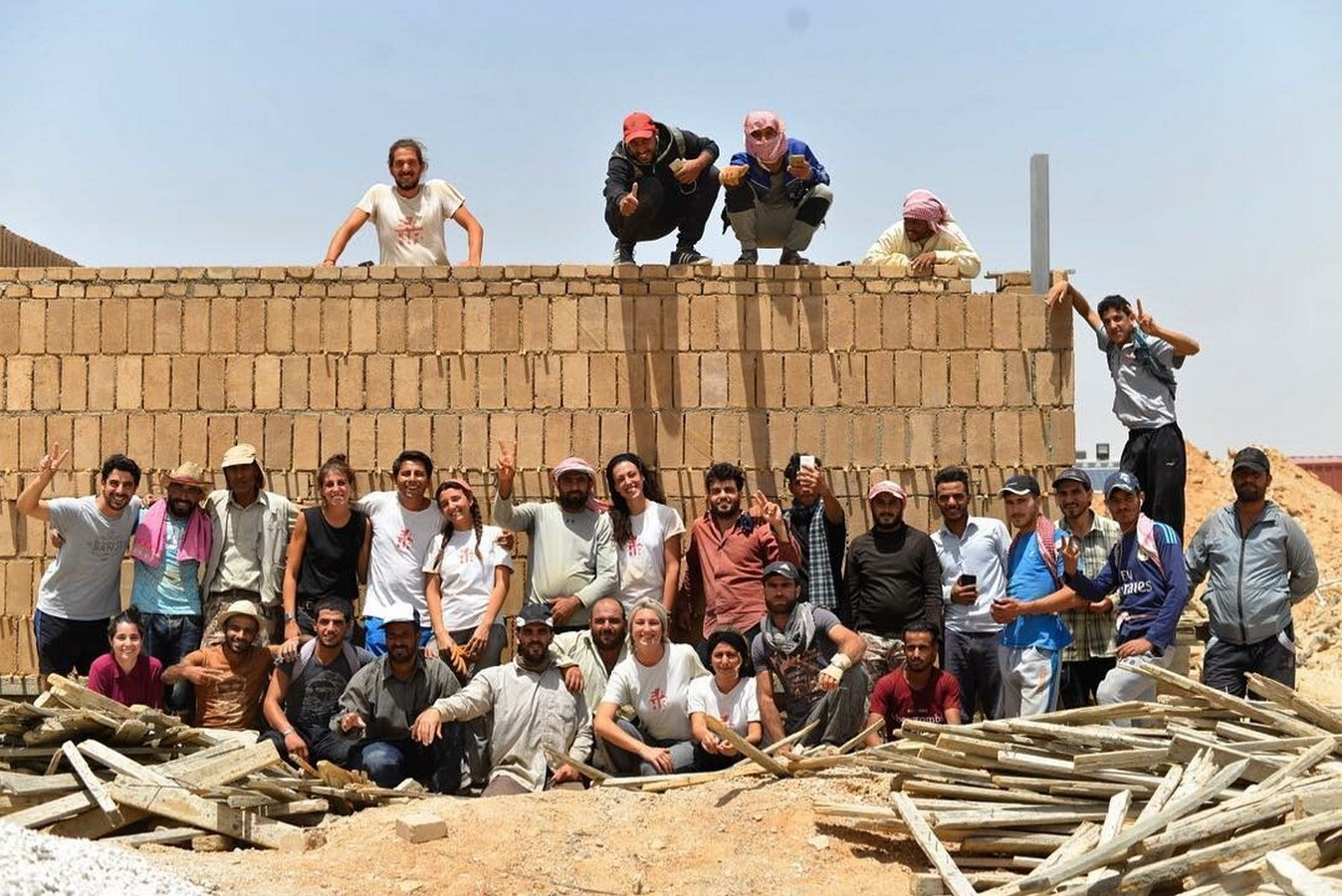 10 Reasons to architects should practice for humanitarian architecture - Sheet7