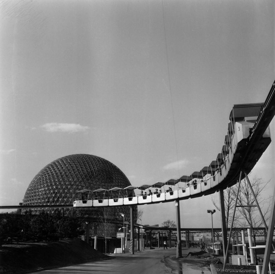 Buckminster Fuller's Geodesic Dome- Sheet2