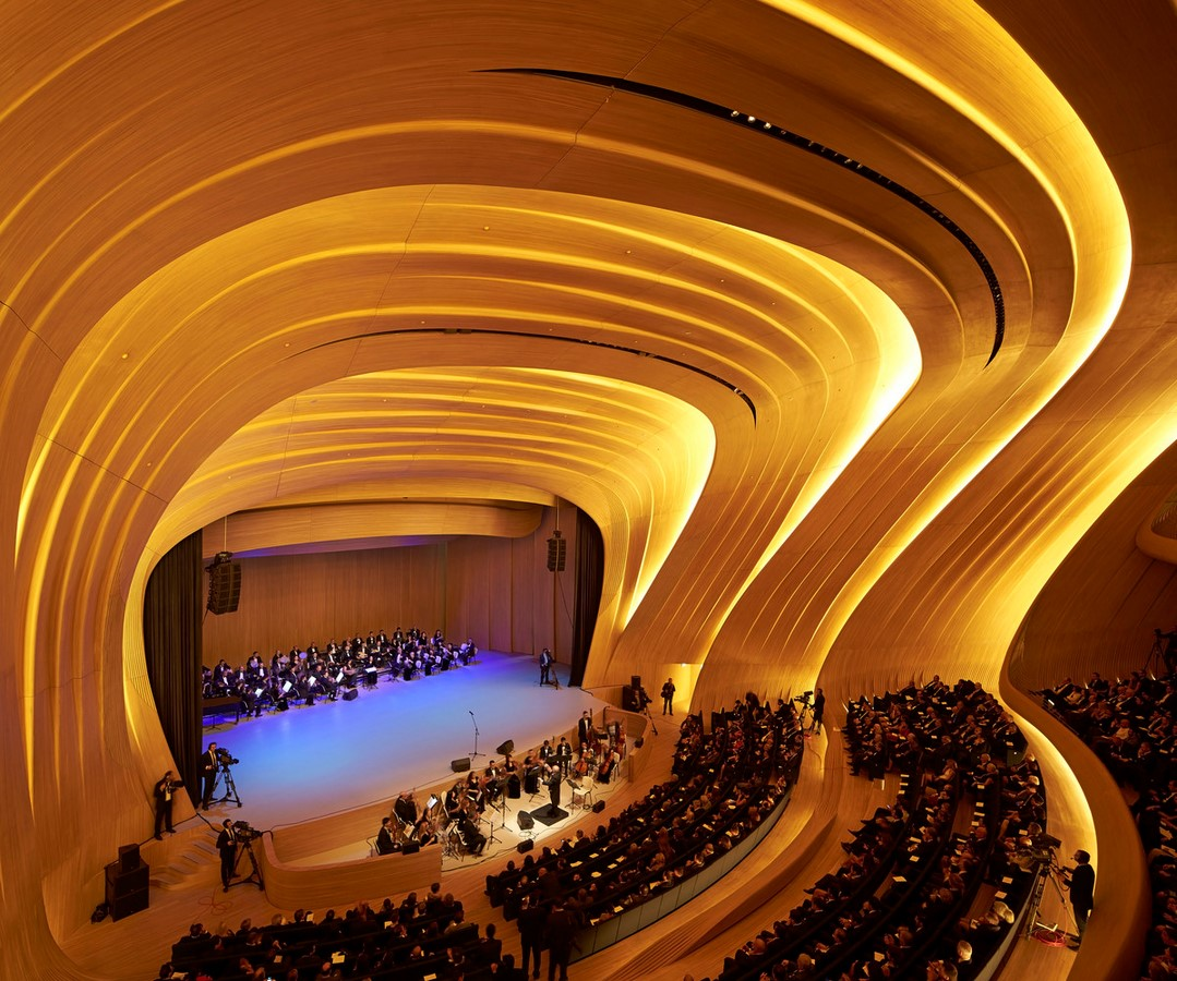 Heydar Aliyev Center - Sheet2