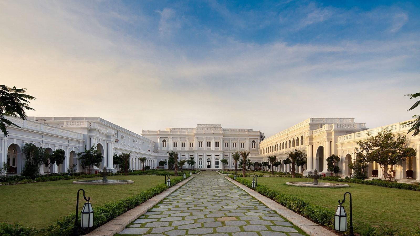 Taj Falaknuma Palace Hotel, Hyderabad