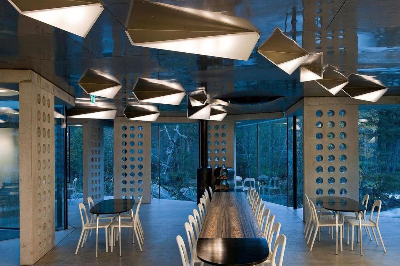 Gudbrandsjuvet - cafe building - Sheet3