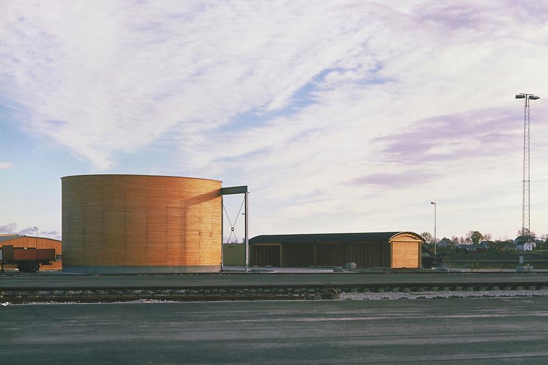 Truck garage – Rolvsøy - Sheet1