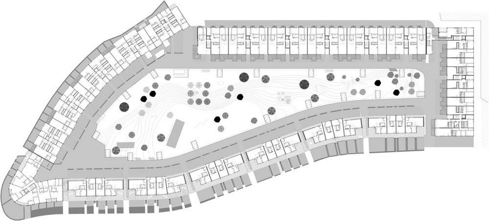 320 apartments at Årvollskogen - Sheet2