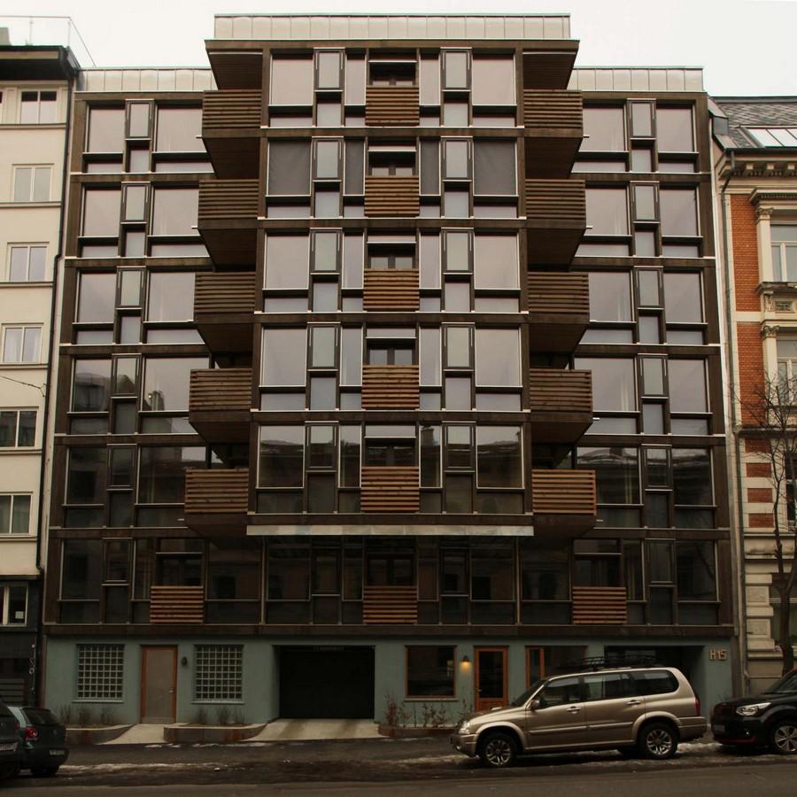 Innfill housing – Huitfeldts gate 15 - Sheet2