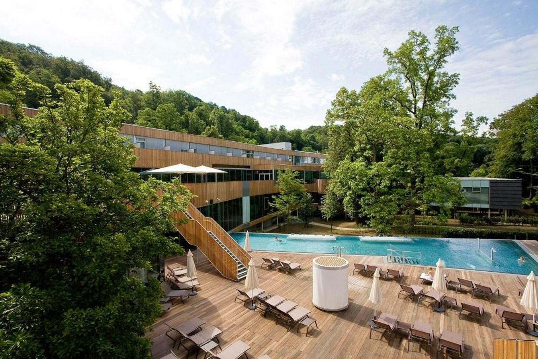 Thermal spa & hotel - Sheet1