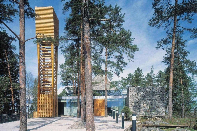 Mortensrud church - Sheet1