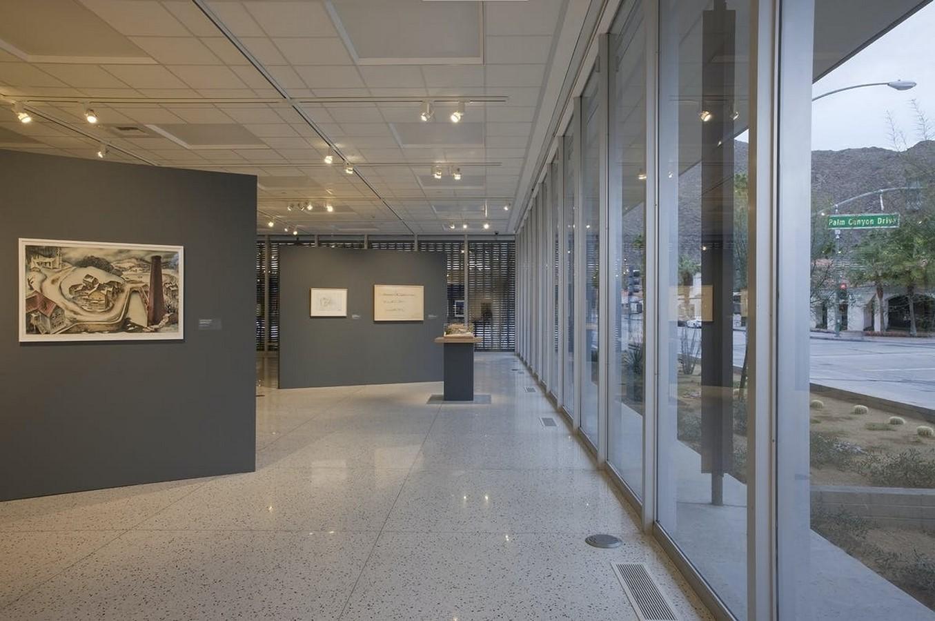 PALM SPRINGS ART MUSEUM - Sheet