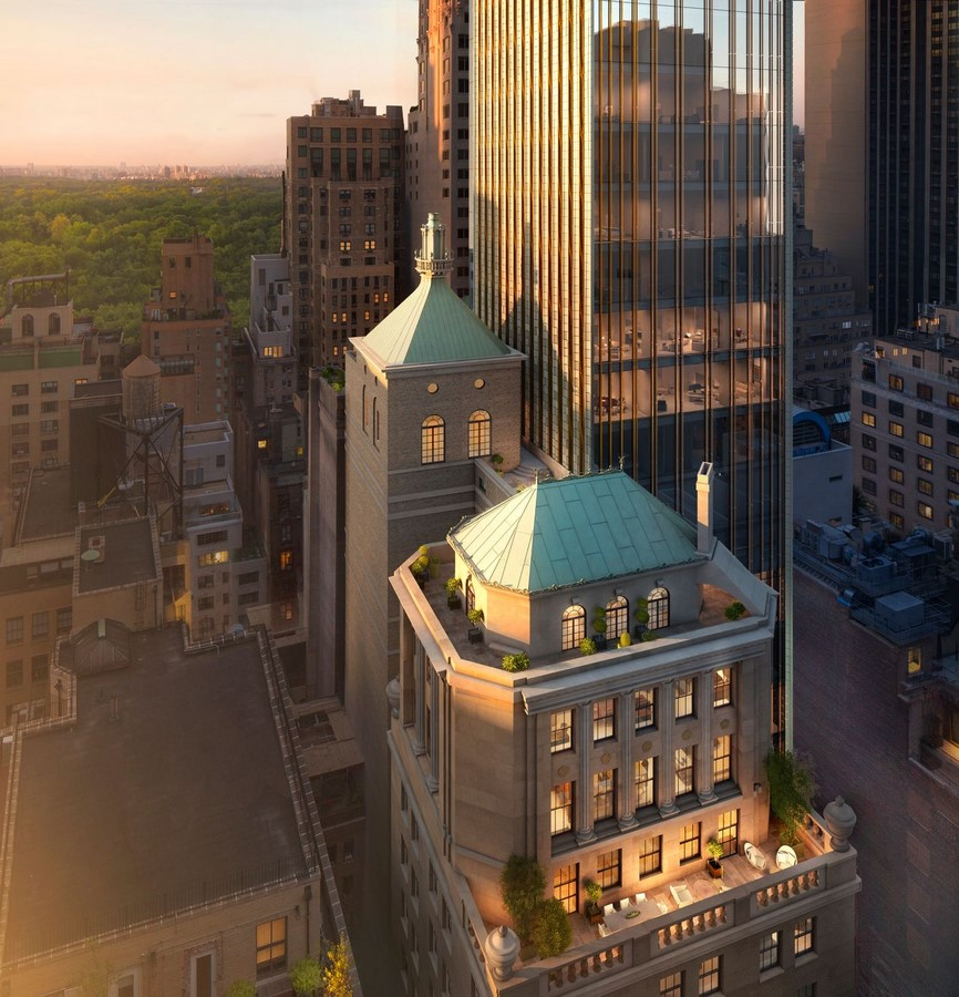 Steinway Tower by SHoP Architects: The World's Thinnest Skyscraper - Sheet11