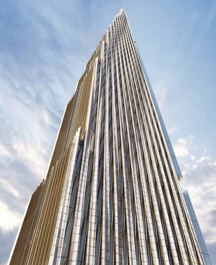 Steinway Tower by SHoP Architects: The World's Thinnest Skyscraper - Sheet2