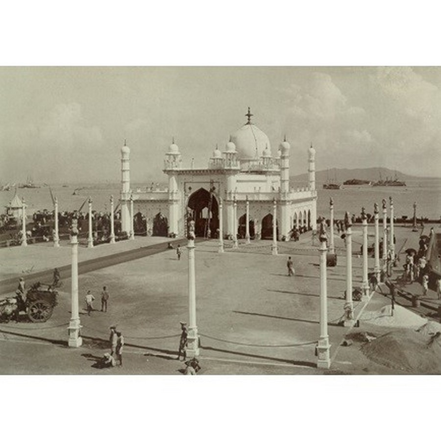 Gateway of India by George Wittet: The Triumphal arch of India - Sheet5