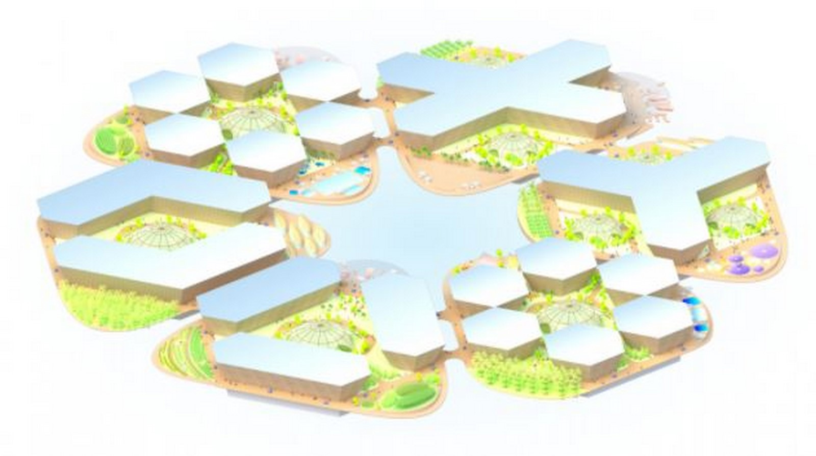 Why 'Oceanix City' by Bjarke Ingels can be considered as a milestone of futuristic architecture - Sheet16