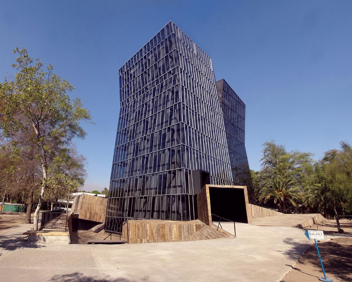 Alejandro Aravena's Siamese Towers, Pontifical Catholic University of Chile (2005) - Sheet11