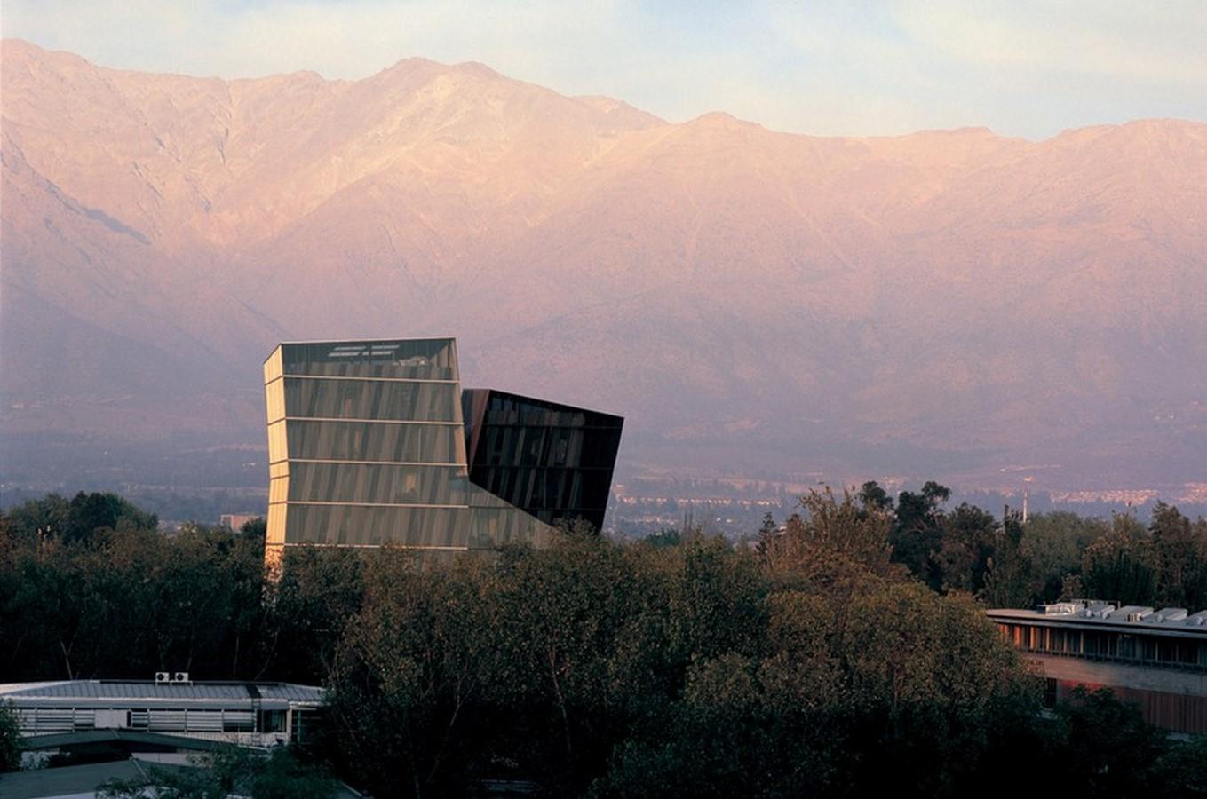 Alejandro Aravena's Siamese Towers, Pontifical Catholic University of Chile (2005) - Sheet12