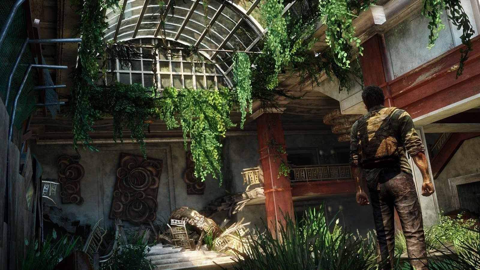 Post Apocalyptic Architecture: through the lens of video games - Sheet2