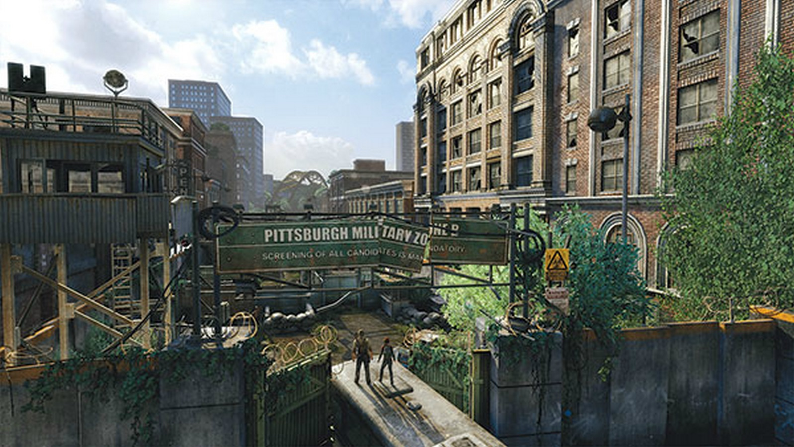 Post Apocalyptic Architecture: through the lens of video games - Sheet3