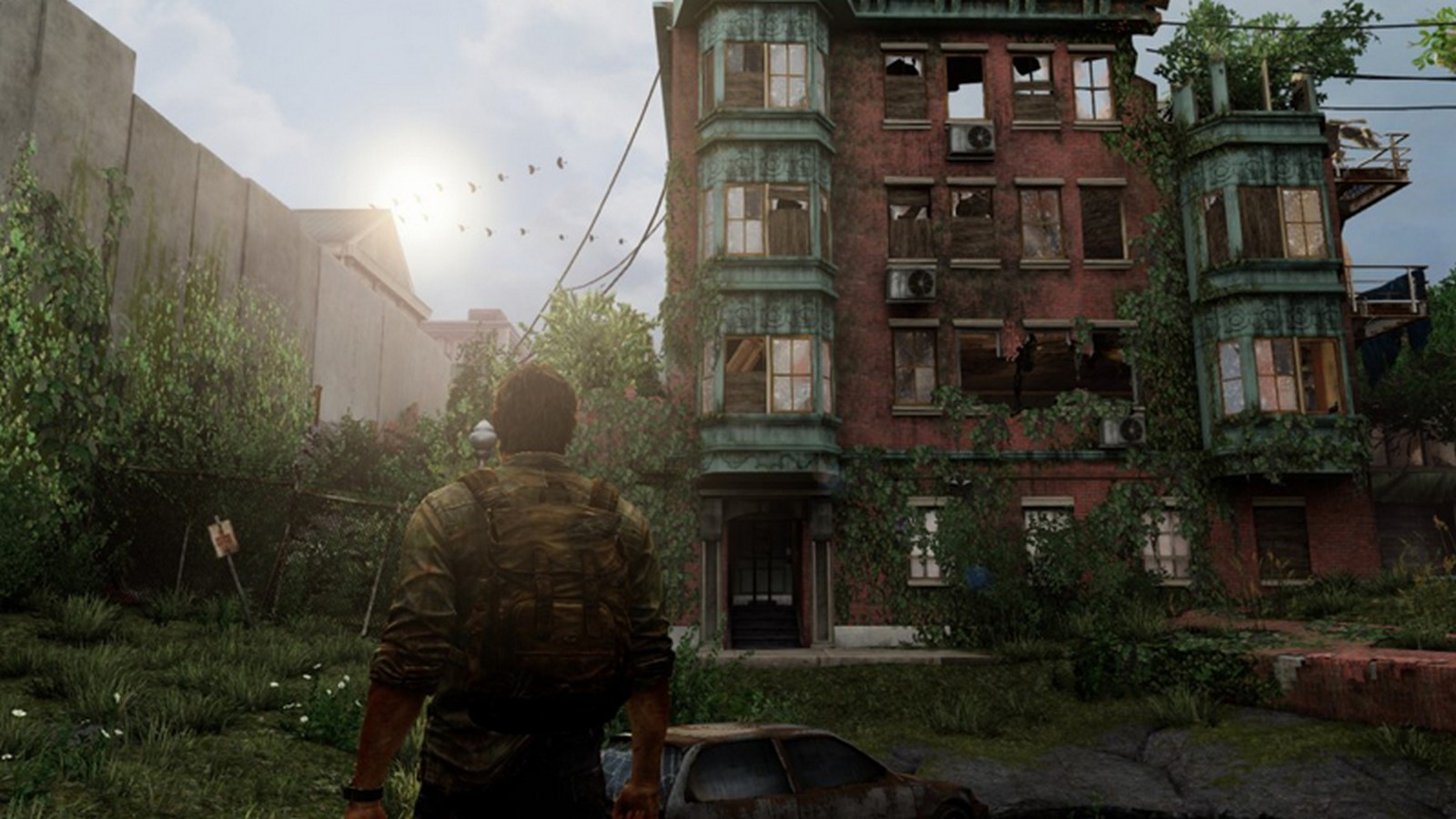 Post Apocalyptic Architecture: through the lens of video games - Sheet4