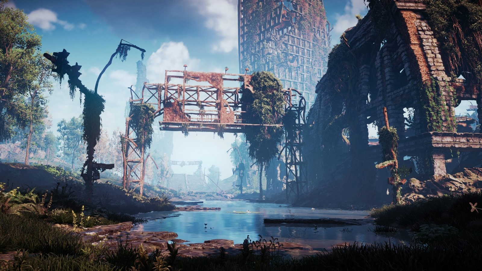 Post Apocalyptic Architecture: through the lens of video games - Sheet7