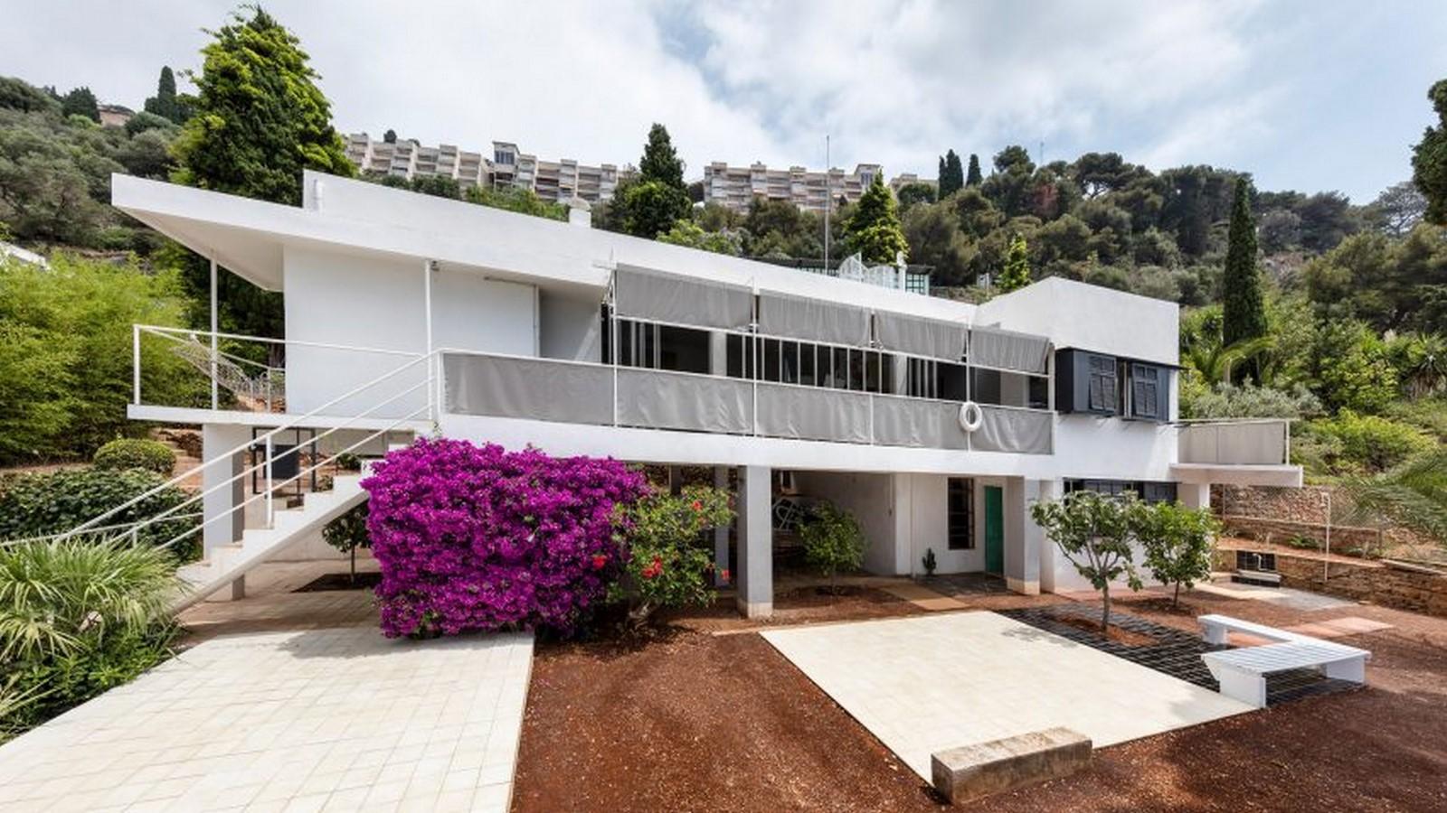 E-1027 Villa by Eileen Gray - Sheet1