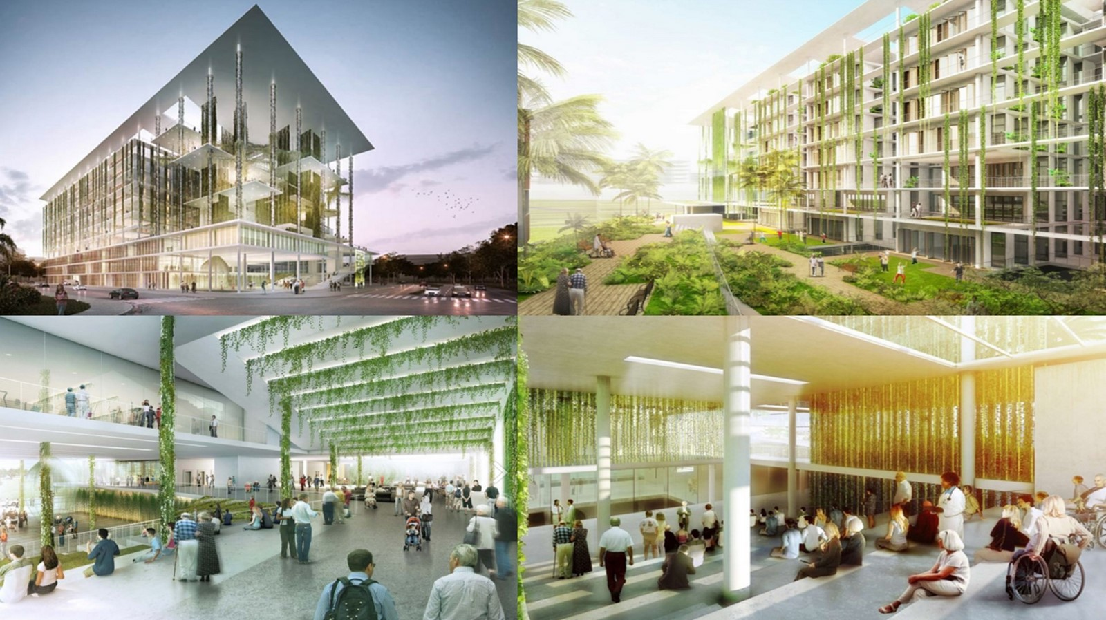 Gensler- 15 Iconic Healthcare Projects - Sheet15